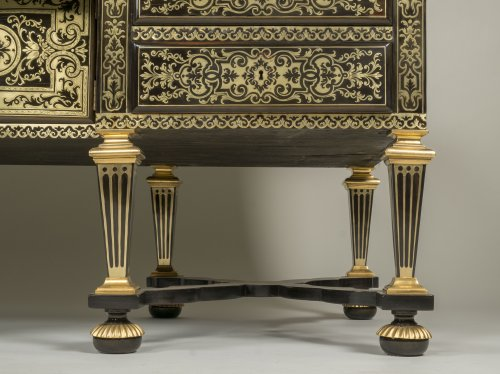 18th century - Great Mazarin Desk by Alexandre Jean Oppenordt