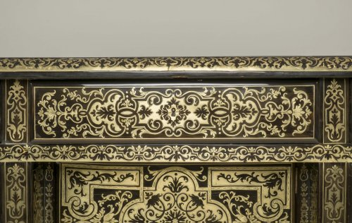 Great Mazarin Desk by Alexandre Jean Oppenordt - Louis XIV