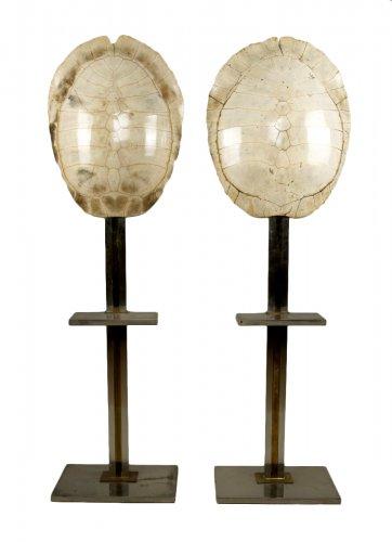 pair of lamps by Romeo Rega