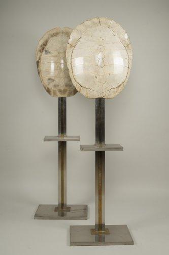 20th century - pair of lamps by Romeo Rega