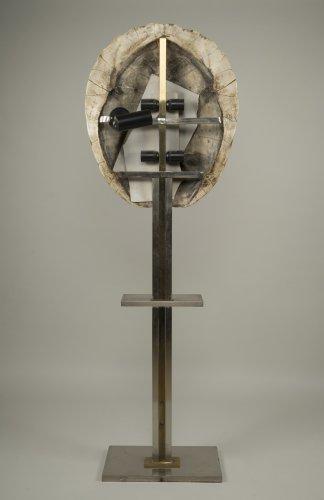 - pair of lamps by Romeo Rega