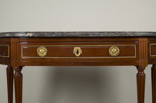 Furniture  - Louis XVI Mahogany console table