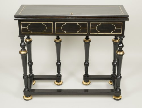 "Late 17th century ""table de changeur"" - Furniture Style"
