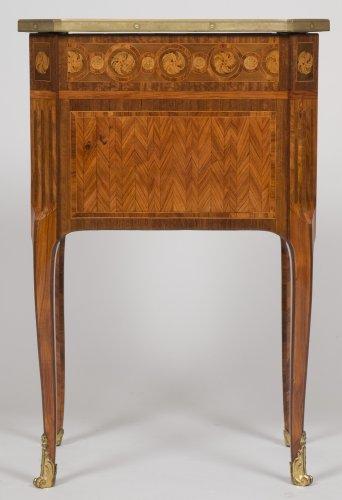Furniture  - Writing table stamped RVLC
