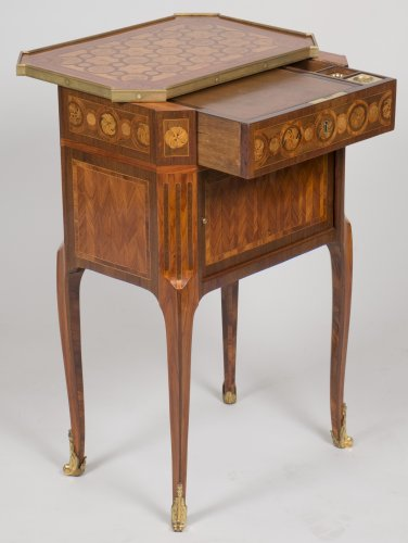 Transition - Writing table stamped RVLC