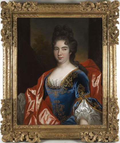 Workshop of Nicolas de Largillière, Portrait of Marie Dorothée du Saux