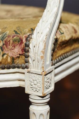 Louis XVI Aubusson tapestry salon  - Louis XVI
