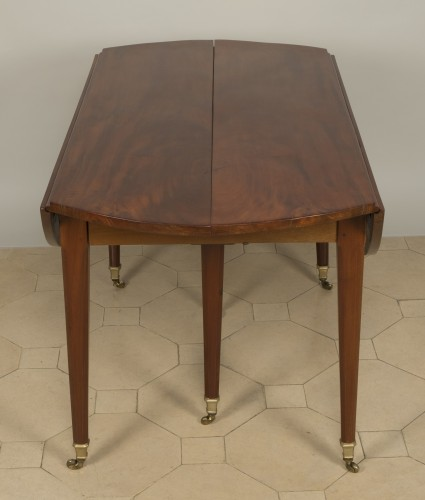 Furniture  - Louis XVI Table With Extensions
