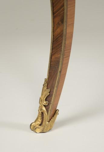 "Furniture  - Louis XV ""Bureau Plat"" stamped Reizell"