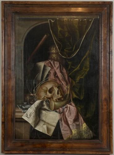 Vanitas - Franciscus GIJSBRECHTS