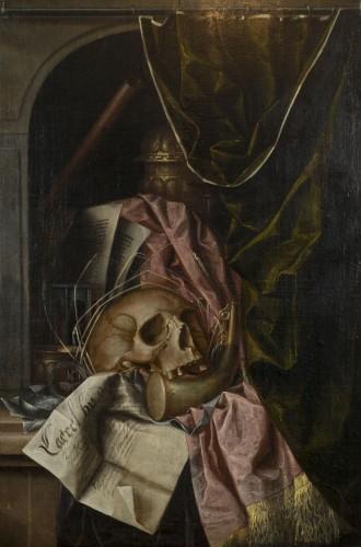 Vanitas - Franciscus GIJSBRECHTS - Paintings & Drawings Style