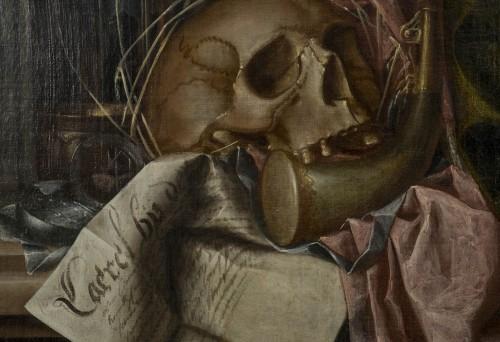 Paintings & Drawings  - Vanitas - Franciscus GIJSBRECHTS