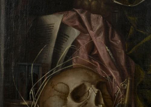 Vanitas - Franciscus GIJSBRECHTS -