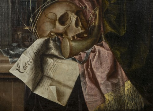 Antiquités - Vanitas - Franciscus GIJSBRECHTS