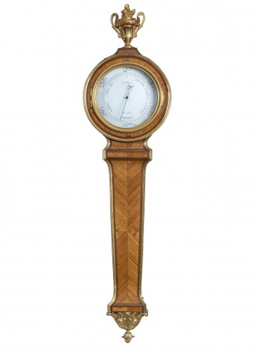Barometer stamped by Balthazar Lieutaud