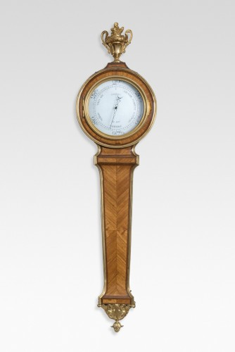 18th century - Barometer stamped by Balthazar Lieutaud