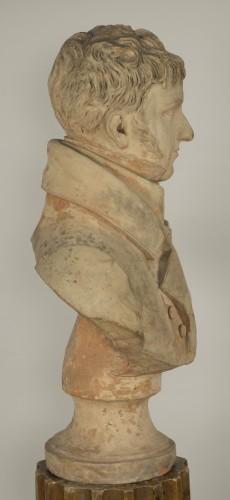 - Bust of an aristocrat - Jean-Baptiste Cadet de Beaupré (1758-1823)