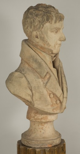 Antiquités - Bust of an aristocrat - Jean-Baptiste Cadet de Beaupré (1758-1823)