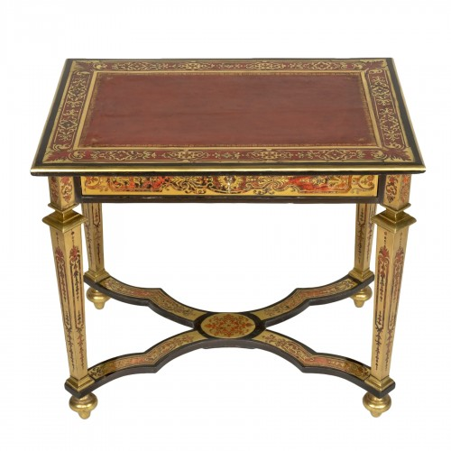 Louis XIV Boulle Marquetry Small Table