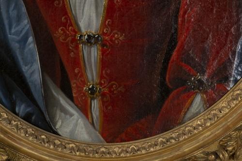 Antiquités - Portrait of Marie Anne Maudet - Etienne Odot Garot Dubuisson (1652, 1732)