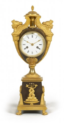 Charles X Mantel Clock