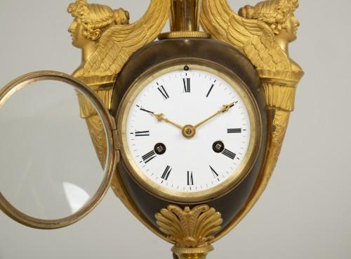 Charles X Mantel Clock -