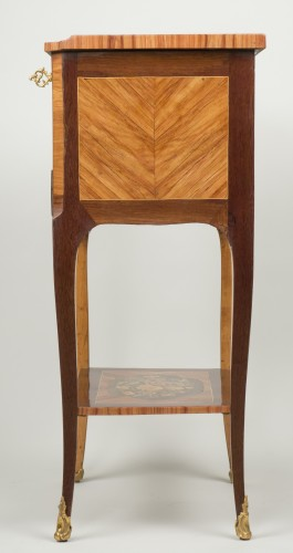 Transition - Chiffonnière table attributed to M. Ohneberg