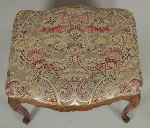 Antiquités - Louis XV beech stool