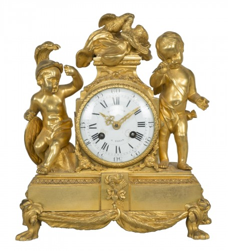 Louis XVI Small Clock