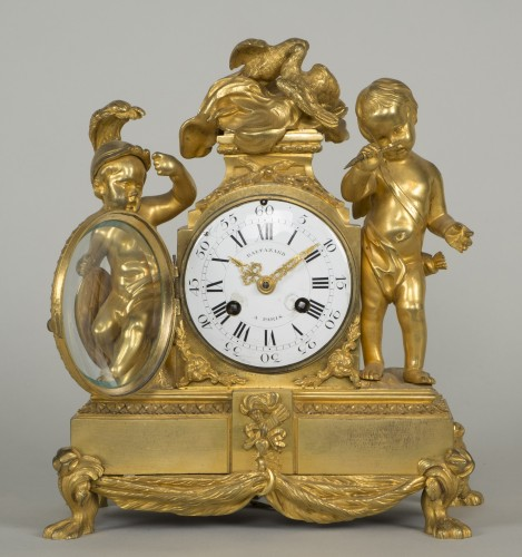Louis XVI Small Clock -