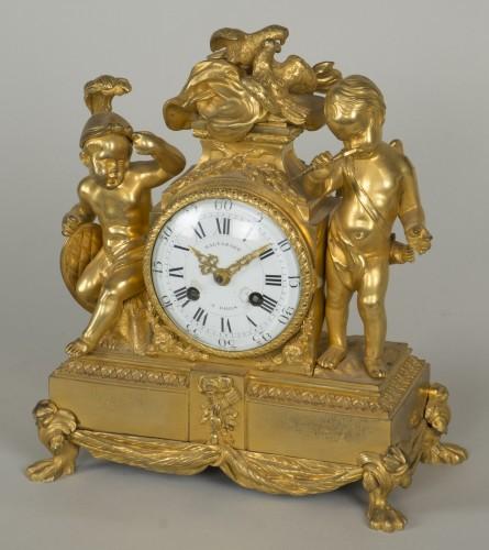 Louis XVI - Louis XVI Small Clock
