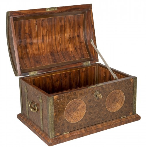Exceptional Louis XIV Chest