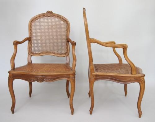 Seating  - Louis XV Grand Salon