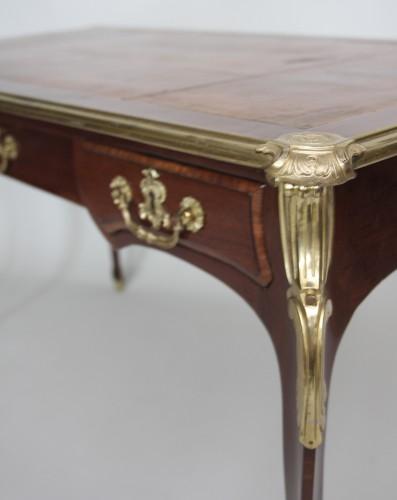 Furniture  - Bureau plat attributed to Balthazar Lieutaud