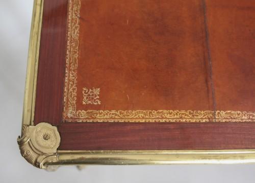 Bureau plat attributed to Balthazar Lieutaud - Louis XV