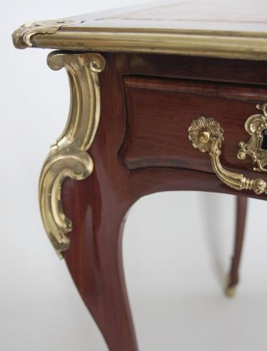 Louis XV - Bureau plat attributed to Balthazar Lieutaud