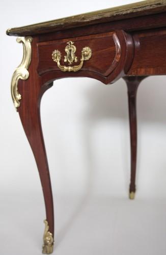 Antiquités - Bureau plat attributed to Balthazar Lieutaud