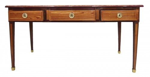 Louis XVI Desk stamped Stumpff