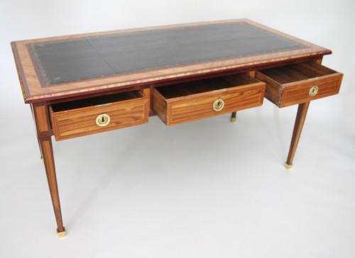 Furniture  - Louis XVI Desk stamped Stumpff