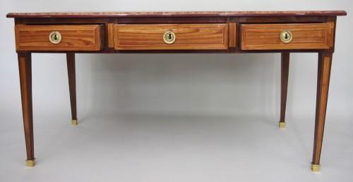 Louis XVI Desk stamped Stumpff -