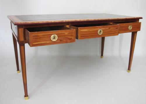 Louis XVI Desk stamped Stumpff - Louis XVI