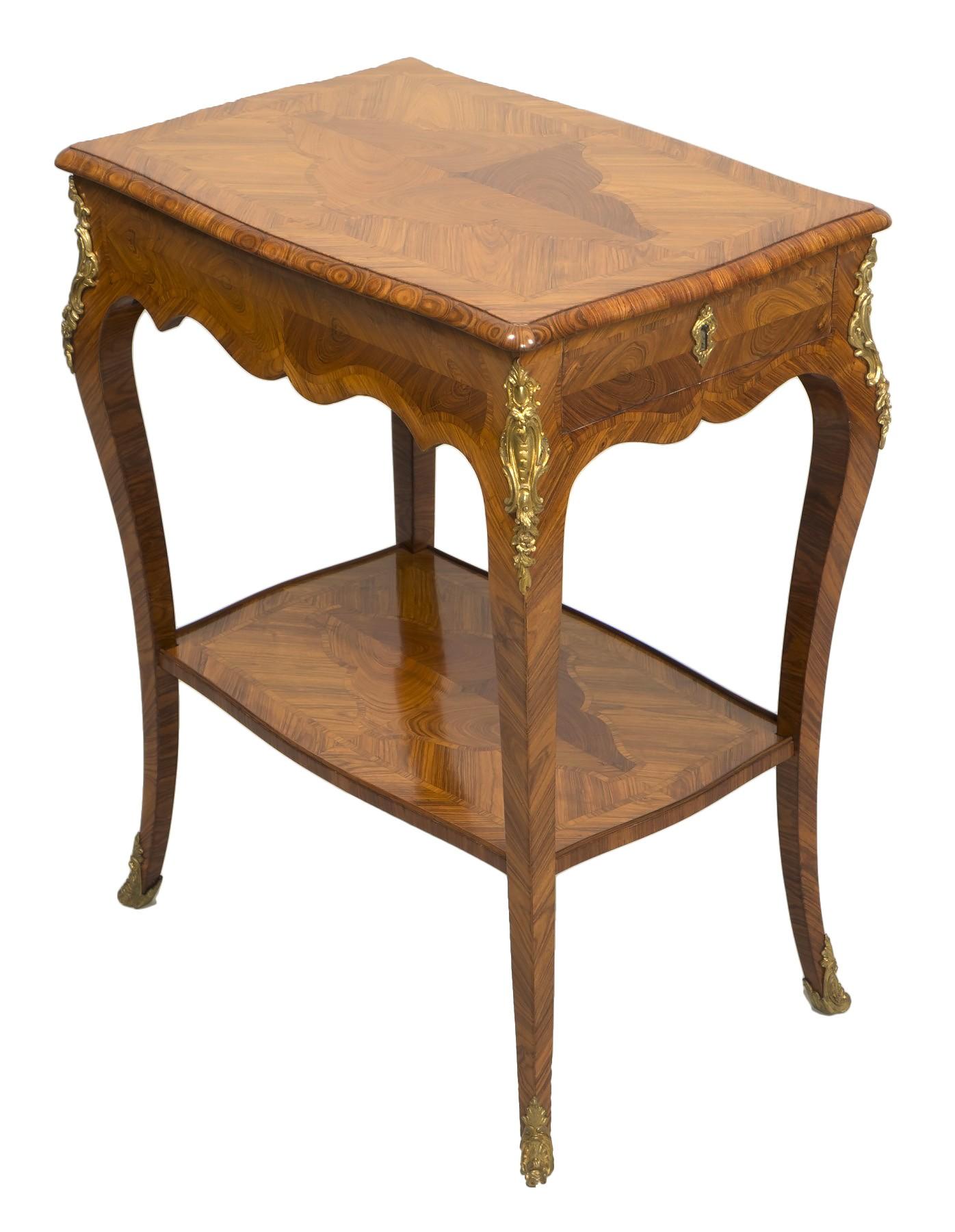 Small Louis XV Table de Salon