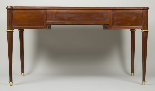 Antiquités - Louis XVI Mahogany Bureau plat