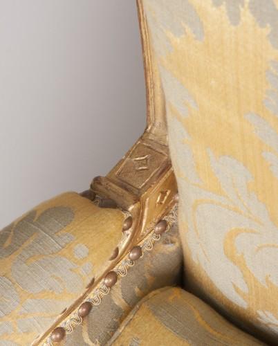 Louis XV armchair - Seating Style Louis XV