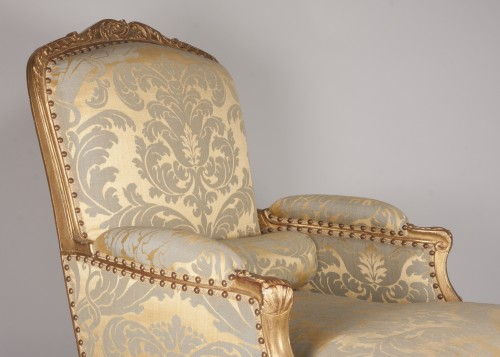 18th century - Louis XV armchair