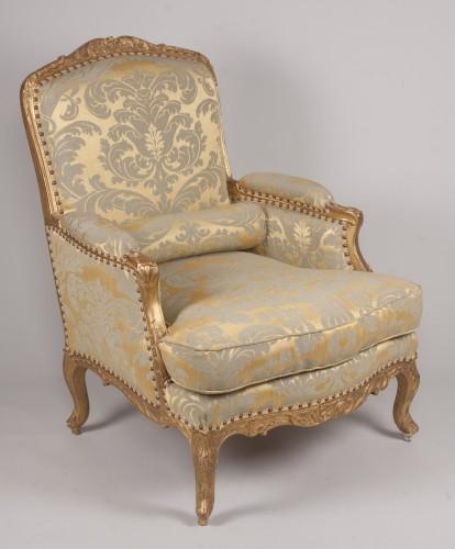 Louis XV - Louis XV armchair