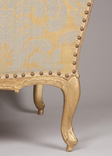 Antiquités - Louis XV armchair