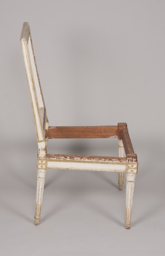 Set of four Louis XVI chairs - Louis XVI