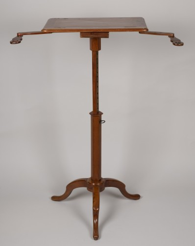 18th century - Pedestal Table Forming Lectern Attributed to Canabas