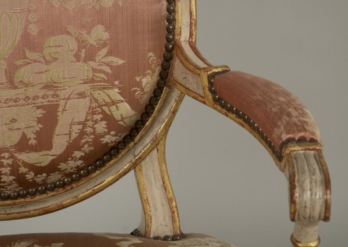 Seating  - Pair Of Armchairs by Delaunay